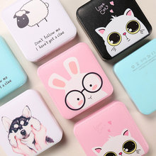 KISSCASE Cute Mini Power Bank 10000mAh USB External Battery