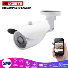 цена на HKIXIDISTE Surveillance Camera SONY IMX325 AHD Camera 5MP 4MP Night Vision CCTV Camera IR Outdoor Waterproof Security Camera
