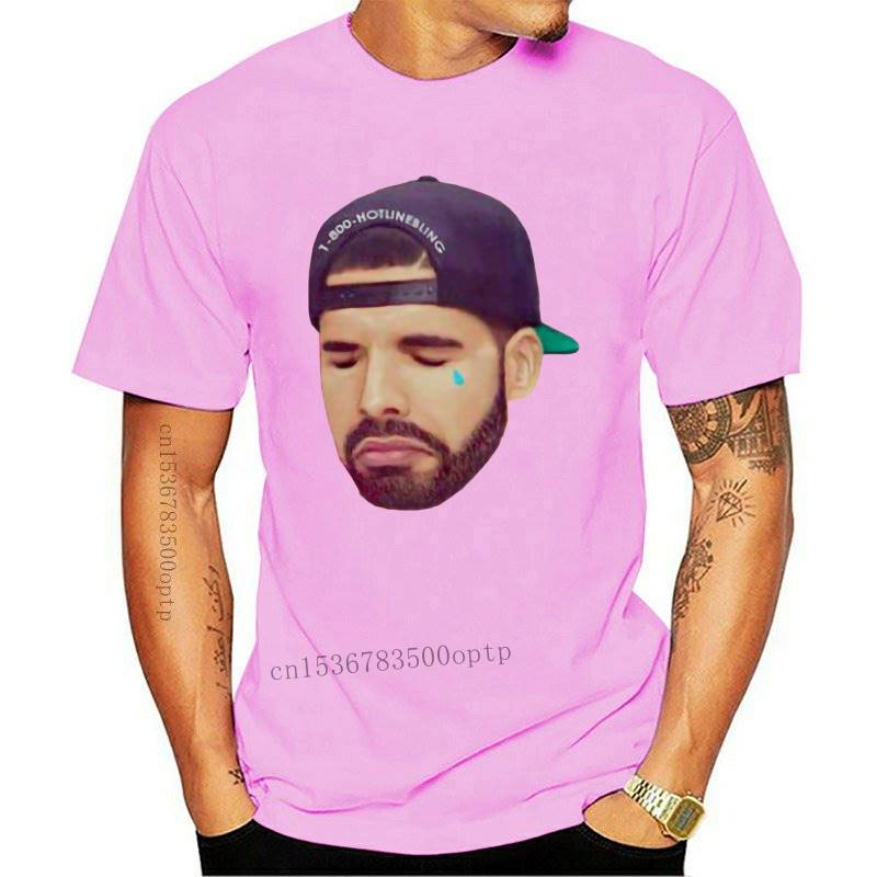 Drake Tear T-shirt Vacation Hotline Tee Assassination Views Boy Meets World Male Designing T Shirt top tee