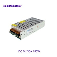 цена на DC 5V Power Supply 150W 30A AC 110V/220V To DC 5V Switch Power Supply Security Adapter Power Supply For LED Strip Light motor