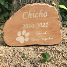 Hamsters Pet-Memorial-Stone Garden-Stone Personalized Dogs for Cats Rabbits And Animals