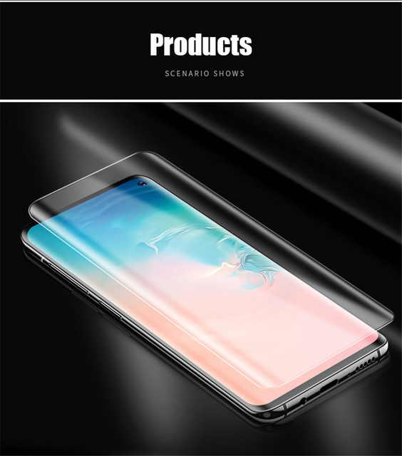 Tempered Glass For Samsung Galaxy S10 Plus Glass S9 S8 Screen Protector S20 S21 S10e S 9 8 10 e Note 20 Ultra S10 5G Note 8 9 10 6