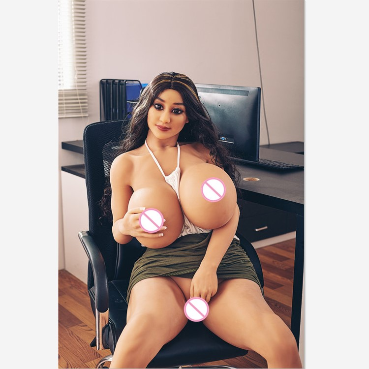 140cm Jojo# New Top Quality European And American Girls 140cm Lifelike TPE Sex Dolls And Bones, Artificial Vagina Oral Anal Doll