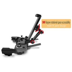 Image 5 - Держатель для телефона и планшета DJI Mavic MINI PRO 2 Pro, Zoom Spark AIR Monster, подставка для Переднего Вида, аксессуары для дрона