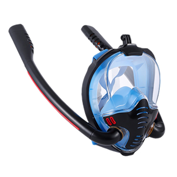New Diving Mask for Adult&Kids Underwater Anti Fog Full Face Snorkeling Swimming Diving Mask Swimming Snorkel Diving Equipment new diving mask scuba mask underwater anti fog full face snorkeling mask women men kids swimming snorkel diving equipment 2 tube