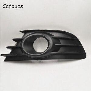 Image 5 - Cafoucs Car Front Fog Light Cover For Citroen C4 2004 2008 Fog Lamp Hood