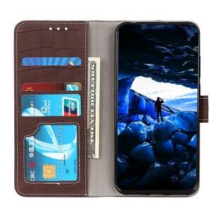 Image 3 - สำหรับ LG Stylo5 K40 K50 G8 G8S Thinq Q60 W30 W10 K12 Plus X4 V50 Thinq 5G w /แม่เหล็กกระเป๋าสตางค์ผู้ถือบัตรบัตรเครดิตฝาครอบ