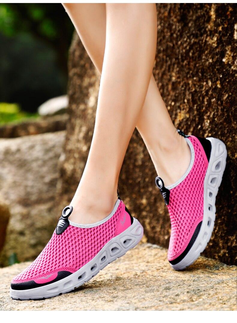 H89698814c4dc423691d90807994debe1n UEXIA Big Plus Size Shoes Unisex Summer Sneakers Light Breathable Casual Shoes Couple Fashion Comfortable Mens Mesh Flats Shoe