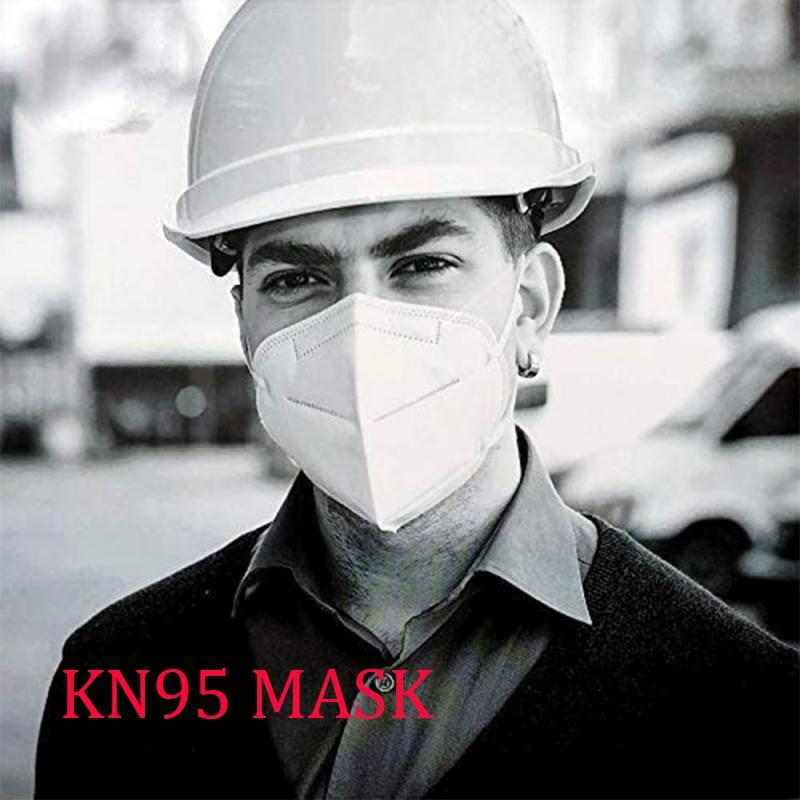 10PCS Reusable Masks KN95 Mask Anti-fog Dust-proof Breathable Protection PM2.5 N95 Mask Disposable Masks PK KF94 Pff3 Ppf2 Masks