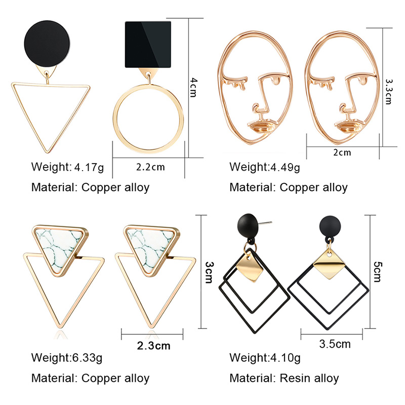 Fashion Dangle Drop Jewelry Earrings