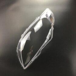 Couvercle de lentille de protection en verre pour phare avant de voiture, coque d'ombrage pour Toyota Corolla 2007 – 2009
