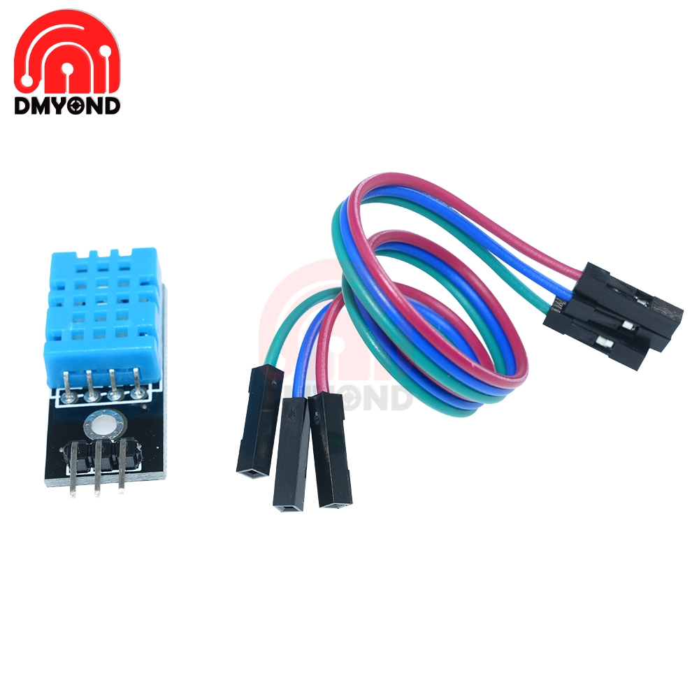 New DHT11 Temperature and Relative Humidity Sensor Module for arduino Humidity Temperature Measurement Test Tool