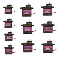 MG90S Metal Gear RC Micro Servo for RC Model Truck Boat Racing Car Helicopter Airplane and Robot