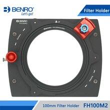 Benro FH 100 M2 FH 100 M2B FH 100 M2V1 FH 100 M2V2 FH 100 M2V3 FH 100 M2V4 100mm Platz Filter System ND/GND/CPL Filter Halter Kostenloser Versand