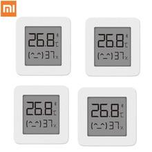 شاومي Mijia ميزان الحرارة 2 بلوتوث درجة الحرارة الرطوبة الاستشعار LCD الرقمية الرطوبة متر الرطوبة العمل مع Mi المنزل APP