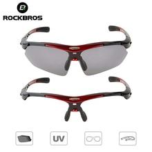 ROCKBROS Cycling Polarized Sport Sunglasses Outdoor