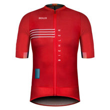 BIEHLER Pro Cycling Clothing Summer 100% Polyester Bicycle Clothes Sportswear MTB Bike Clothing Maillot Ciclismo Cycling Jersey