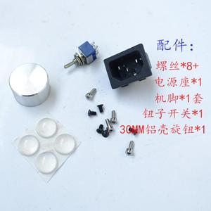 Image 4 - Full Aluminum Headphone Amplifier Case/Box/Chassis for LJM HA PRO Amplifier Board