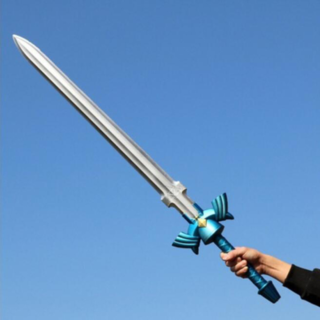80cm 1: 1 Cosplay Sword The SkySword & Clearer SAO / Dark Repeller Gun Sword Art Online PU Foam Kids Toy