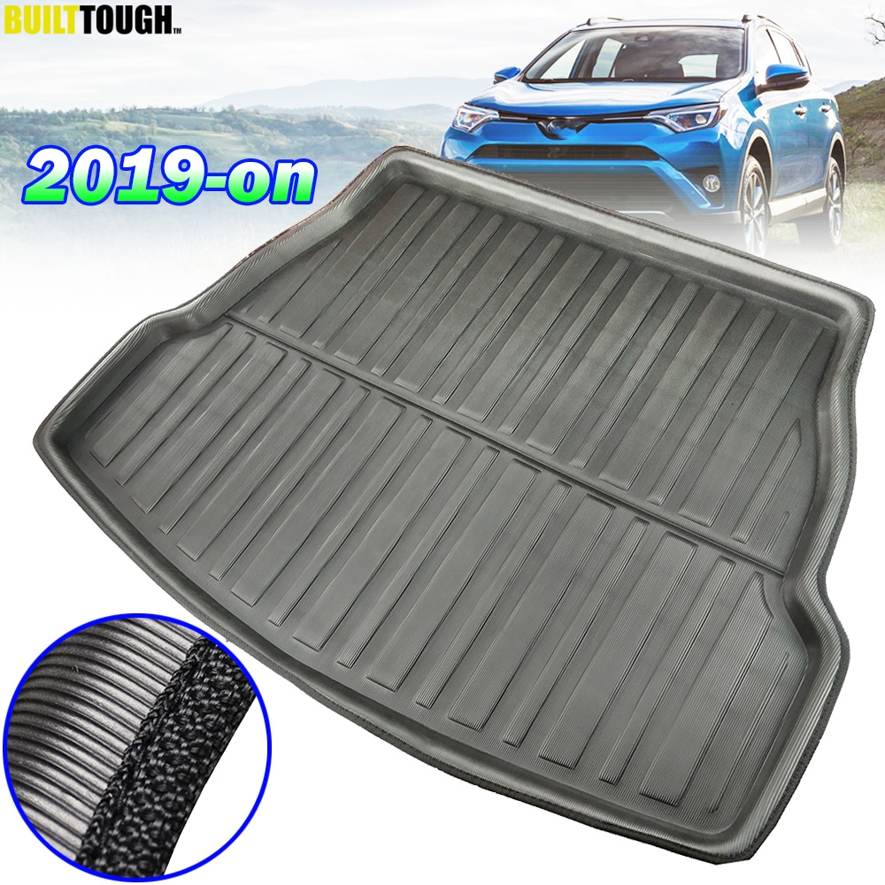 boot tray mat HONDA CR-V CRV  2006-2012  Tailored black floor car mats