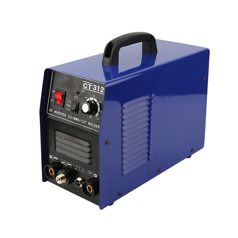 Multifunction CT312 3 In 1 TIG MMA CUT TIG-Welder Inverter Welding Machine 120A TIG/ MMA 30A Plasma Cutter 220V New
