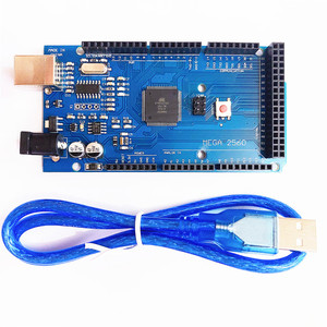Image 4 - Ramps 1.4 Kit Mega 2560 R3 Development Board + Verwarmd Bed MK2B + Ramps 1.4 Controller Control Panel + Lcd 2004for Cnc 3D Printer Kit
