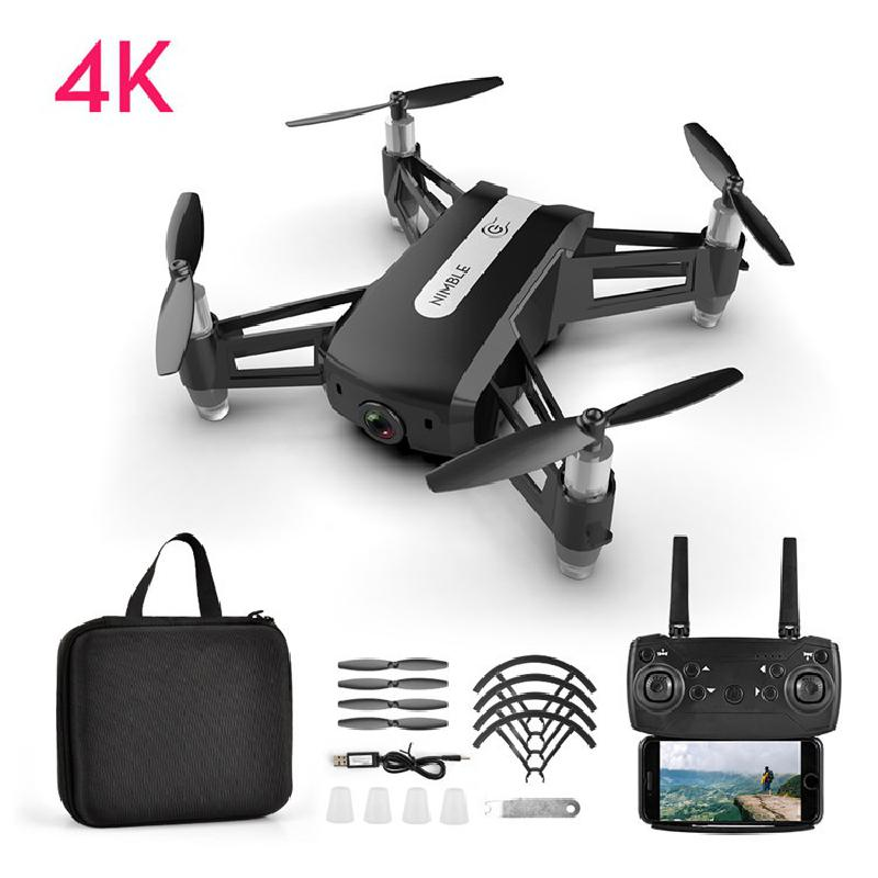 R11 Drone 4k Hd Real-time Aerial Wide-angle Camera 1080p Wifi Fpv Mini Quadcopter Altitude Keeping Video Recording Rc Plane E520