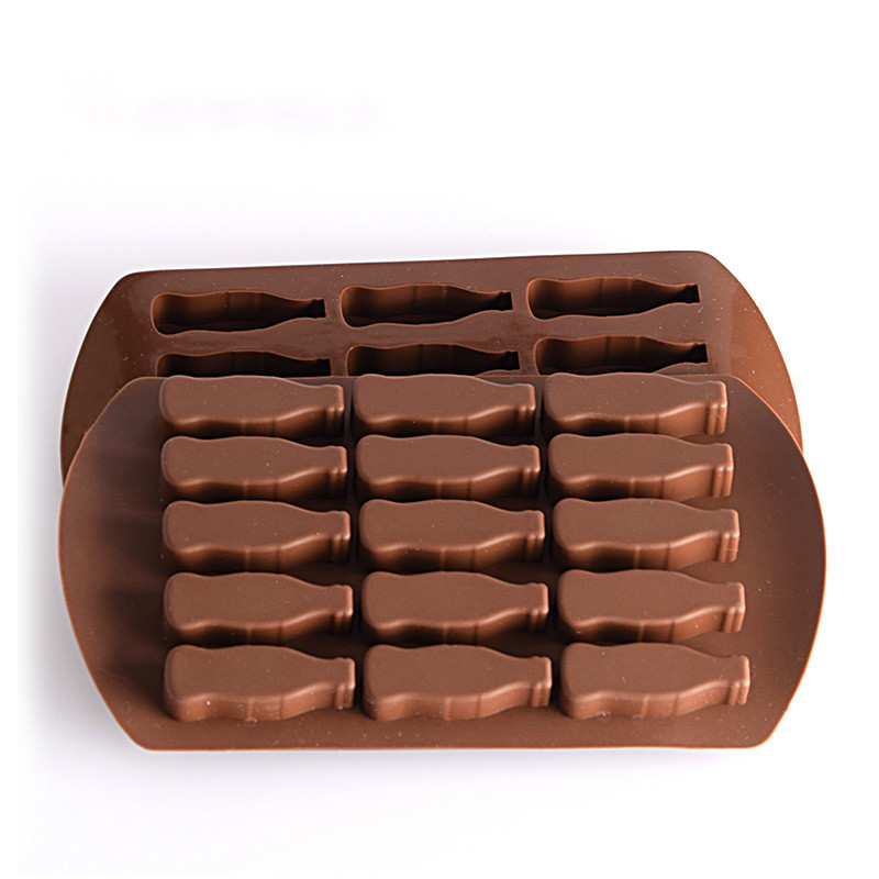Silicone Cake Mold 3D Cartoon Bear Mousse Chiffon Ice creams Pastry Dessert Mould DIY Chocolate Cake Decorating Tool - 3