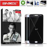 "5.2 ""Originale Per Motorola moto G5 Più Display LCD Digitizer Touch Screen Per MOTO G5 Più XT1681 Display LCD di ricambio XT1681"