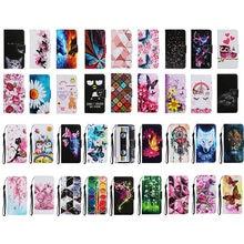 Nowy klapki skórzane etui na dla Huawei Y5P Y6P 2020 przypadku Coque dla Huawei Y5P Y6P Y7P Y8P Y6S książka portfel pokrywa telefon komórkowy torba