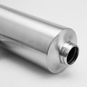 Image 4 - عالية الجودة غير القابل للصدأ موزّع صابون سائل معدني المطهر اليد في زجاجة مستحلب المطبخ الحمام تركيبات الأجهزة 250ml350ml550ml7