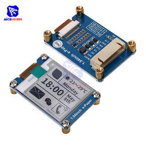 """Image 5 - diymore 1.54"""" e Paper Module 200*200 Electronic Ink Display SPI Interface for Raspberry Pi Arduino STM32"""