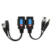 Alimentatore passivo per trasmettitore Audio Video CCTV RJ45 per telecamera CCTV ricetrasmettitore Balun HDCVI HDTVI AHD analogico
