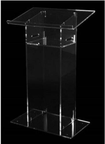 Free Shipping Acrylic Desktop Lectern Cheap Acrylic Podiums  Lecterns Acrylic Podium Acrylic Podiums Lecterns