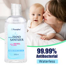 Hand Sanitizer Gel Antibacterial 75 Alcohol Disinfection Disposable Waterfree Moisturizing Hand Clean Nursing Disinfection