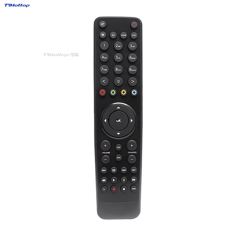 Original Rc2424516 FOR Vu Remote Control RCU Zero Uno Solo 2 SE Ultimo Duo 4K TLHOTTOP