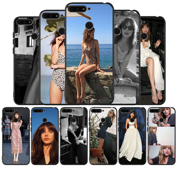 Dakota Johnson Soft Silicone black Phone Case For Huawei Honor 8 8X 9 10 20 30 Pro 10 20 lite Mate 10 20 30 PRO 20 lite image