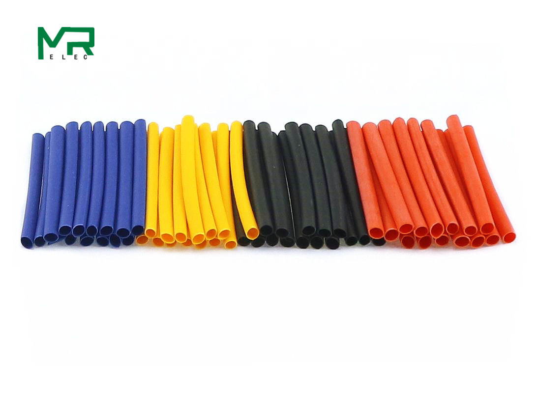 530PCS 580PCS Heat Shrink Tubing Insulation Shrinkable Tubes Wire Cable Sleeve Kit Heat Shrink Tubes in Cable Sleeves from Home Improvement