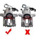 Für VW Golf MK4 & Bora 98-05 1,4 1,6 1,8 T 1,9 TDI 2,0 Hinterrad-bremssattel Rechts