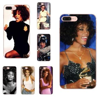 Quote Case Slim Retail Whitney Houston Star For Huawei Mate 30 Pro Lite 20s NOVA 6 SE 5 P40 p30 lite Honor V30 20 Pro image