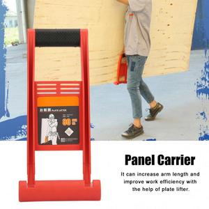 80KG Load Lifter Giant Panel Board Extractor TPR Handle Tile Plasterboard Marble Carrier Plywood Drywall Wooden Handy Grip Tool