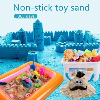1500g Dynamic Sand Play Toys Magic Clay Molding Colored Soft Slime Space Sand Supplies Play Sand Model Tools Antistress Toys Set slime dynamic space sand slime magic play sand slime fluffy 100g bag educational colored dynamic sand indoor arena slime toys