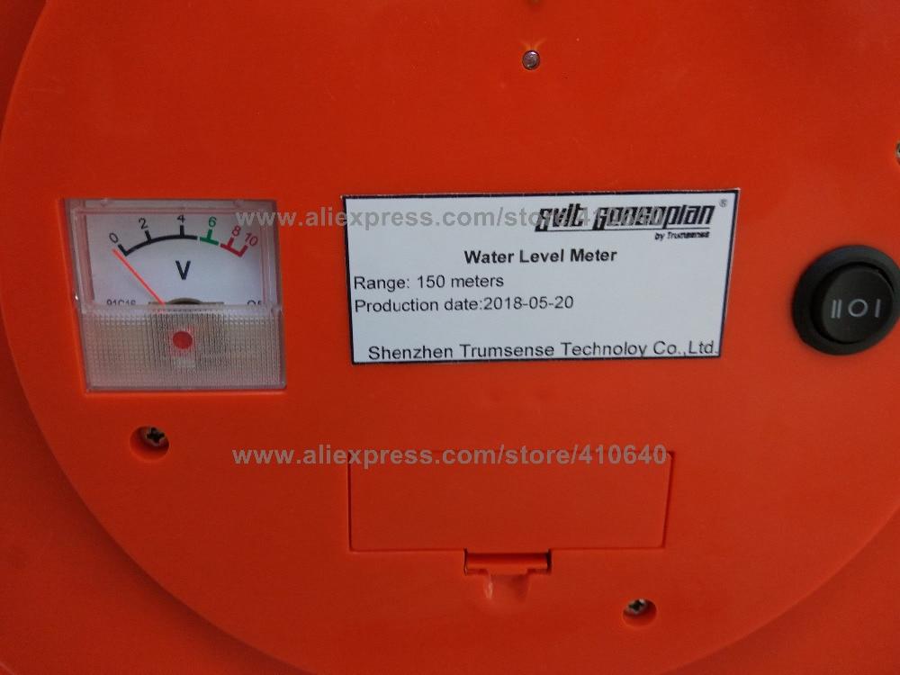 150m()  Steel Ruler Water Level Meter  (4)