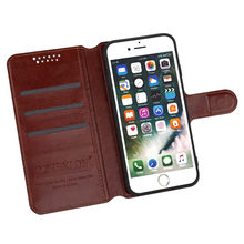 Wallet Flip Leather Case Voor HTC Desire 310 530 510 516 520 620 610 616 626 650 728 816 825 826 828 830 eye 820 Mini 620 Cover(China)