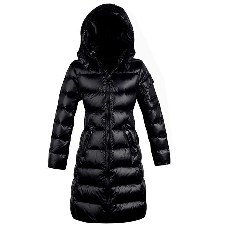Winter Down Jacket Women Long Coat Korean Fashion Thick Woman Coats Puffer Womens Down Jackets 2020 A01040 KJ2701