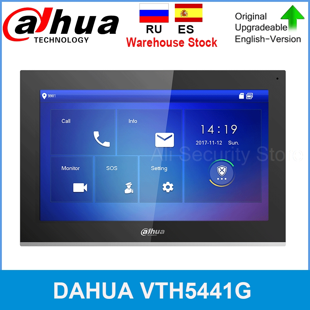 Dahua Original Video Intercoms VTH5441G Digital VTH 10