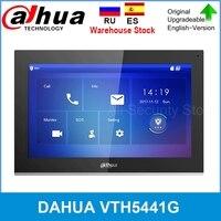 Dahua Original Video Intercoms VTH5441G Digital VTH 10 TFT Touch Screen Record And Snapshot IPC Alarm Replace VTH1660CH
