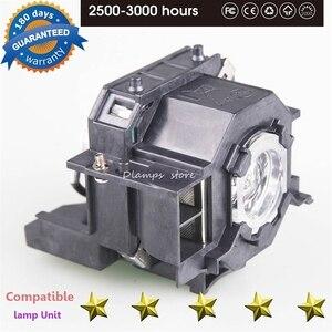 Image 1 - Módulo de lámpara de proyector de repuesto, alta calidad, para ELPLP42, EPSON, EMP 400W, EB 410W, W, EB 140, PowerLite 822, H330B