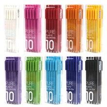 Youpin 10pc/set KACOGREEN Pen Kaco Color Pen 0.5mm  Core Durable Signing Pen Refill Black Ink  For School Office/ Kaco Refills