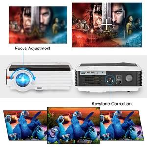 Image 5 - Caiwei A9/A9AB 스마트 안드로이드 와이파이 LCD LED 1080p 프로젝터 홈 시네마 풀 HD 비디오 모바일 비머 스마트 폰 TV 미라 캐스트 Airplay